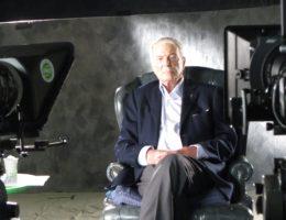 John Carpenter on Set Loyal Studios