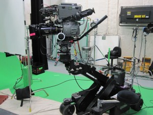 Loyal Studios Sony SR Camera System for Gerard Butler Film