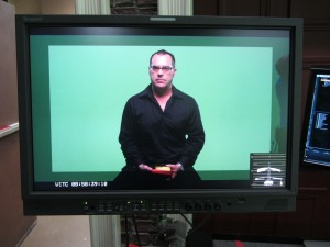 Bob Bekian on Green Screen